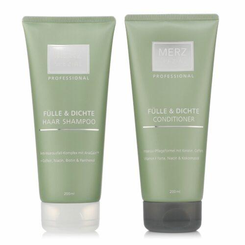 MERZ SPEZIAL Professional Fülle & Dichte Shampoo 200ml & Conditioner 200ml