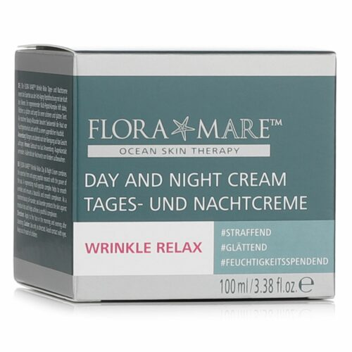 FLORA MARE™ Wrinkle Relax Day- & Night-Cream 100ml