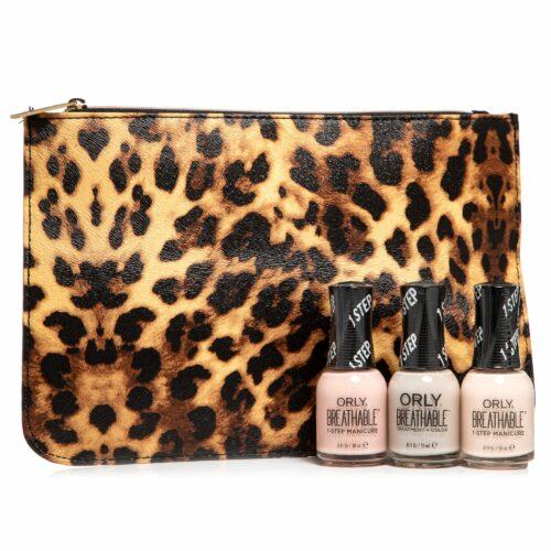 ORLY® Nagellack-Set Farblacke 3x 18ml mit Tasche